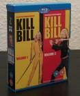 Kill Bill 1&2 Box (UK-IMPORT MIT DEUTSCHE SPRACHE)