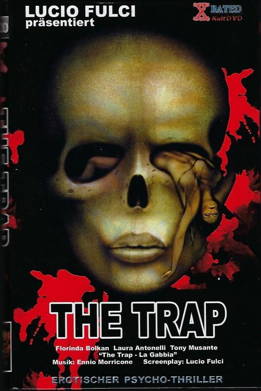 The Trap - Lucio Fulci - gr. Buchbox - X-Rated