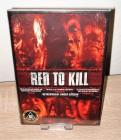 RED TO KILL lim. Illusions Hartbox NEU/OVP CAT III