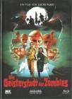 Geisterstadt der Zombies - Mediabook in Glanzschutzhülle