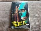 VHS Große Verleihbox Cover TANZ DER TEUFEL 2 (VCL) Kein Tape