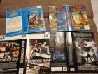VHS Cover Konvolut Einleger / Pappe (Nackt und zerfleischt)