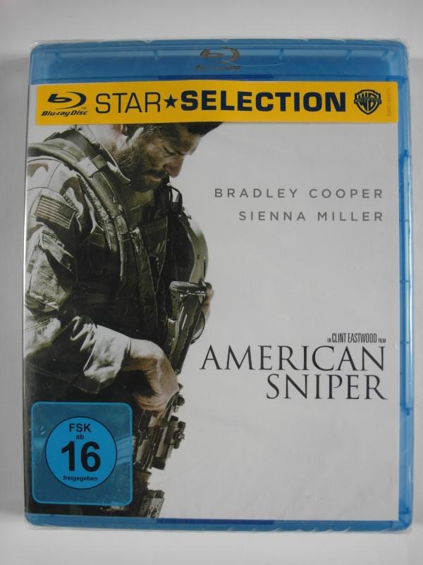 American Sniper - Kriegsfilm Clint Eastwood, Bradley Cooper