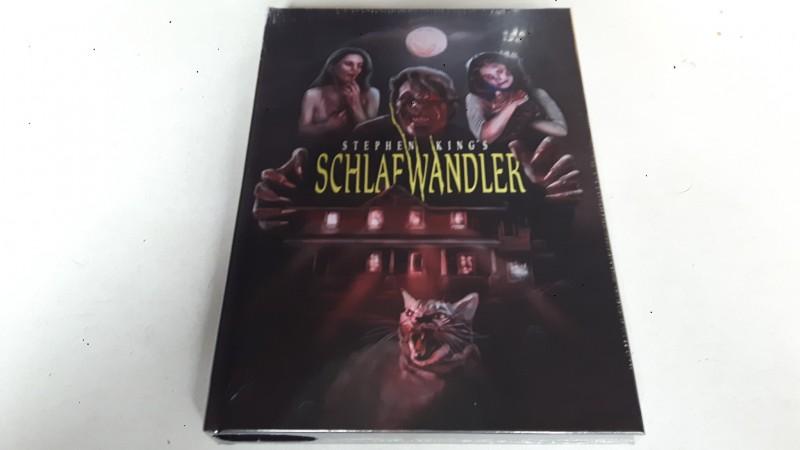 Stephen kings Schlafwandler Mediabook Cover C