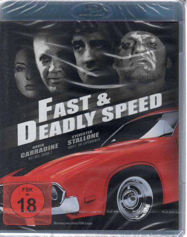 Fast & Deadly Speed (38472) 4 Filme