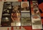Krieg - Dokumentation - Konvolut - 7 DVD+2 VCD - SIEHE BILD