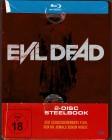 Evil Dead (2-Disc Steelbook Edition) 90 min. Blu-ray