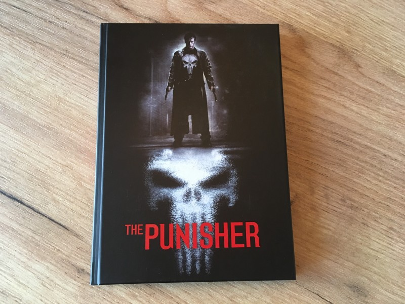 THE PUNISHER - Extended Cut - MEDIABOOK COVER A von Nameless