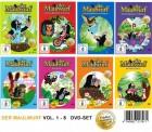 Der Maulwurf, die komplette Serie 1-8 auf DVD, Set