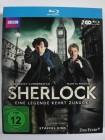 Sherlock Holmes - Eine Legende kehrt zurück - Staffel 1