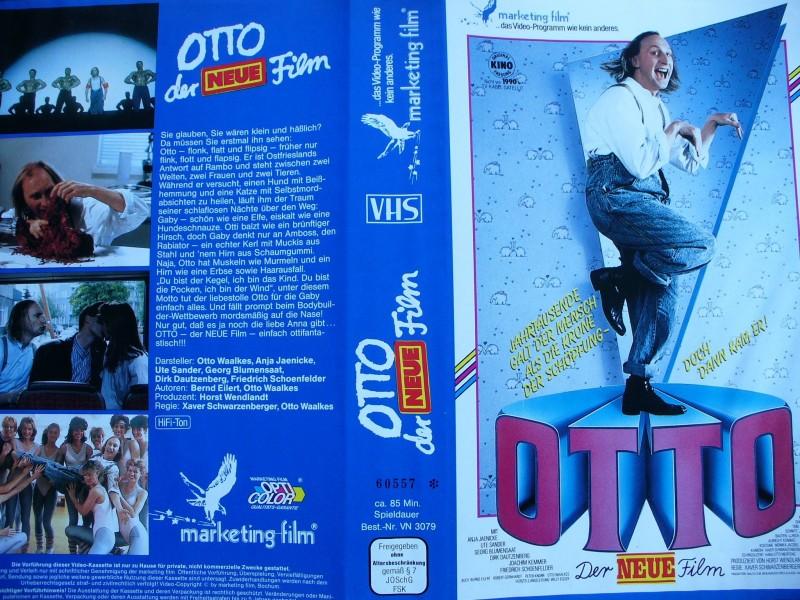 OTTO - Der Neue Film ...  Otto Waalkes