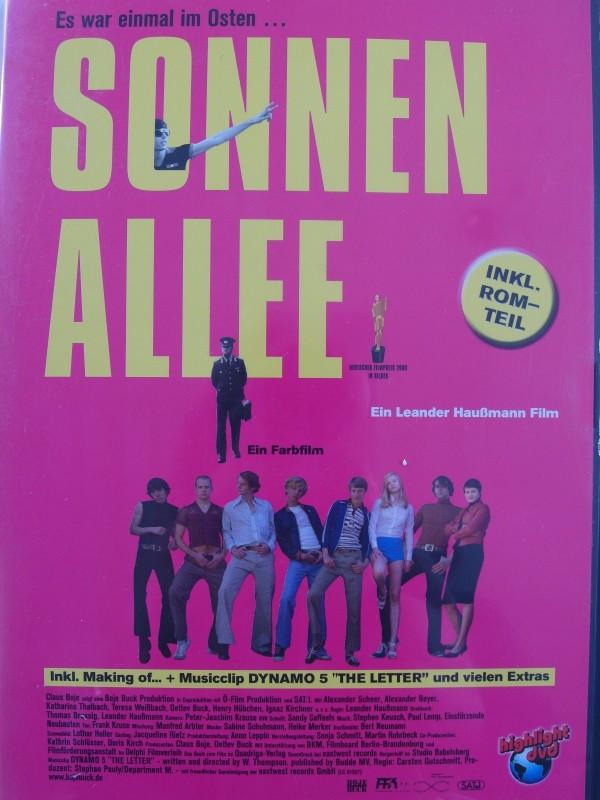 Sonnenallee - DDR Satire Leander Haußmann, Detlev Buck