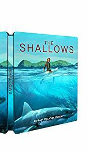 The Shallows Blu Ray STEELBOOK inkl. dig. UV Code ovp