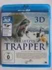 Der letzte Trapper 3D - Kanada, Canada, Natur Tierfilm
