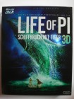 Life of Pi -Schiffbruch mit Tiger 3D -- 2 Disc Special Ed.