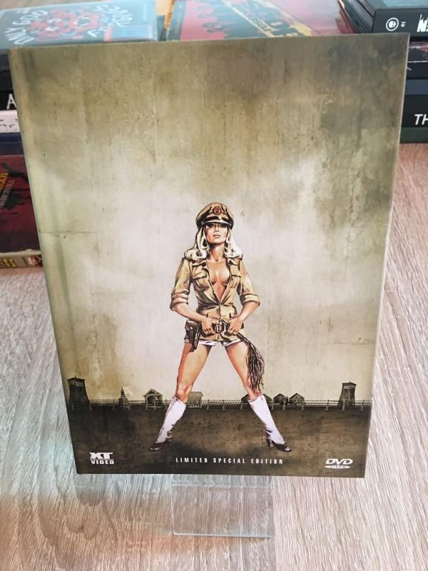 Ilsa Trilogy (3 DVDs Mediabook, Limitiert auf 2500 Stück)