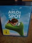 Arlo und Spot BluRay