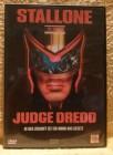 Judge Dredd DVD Sylvester Stallone Erstausgabe Uncut (H)