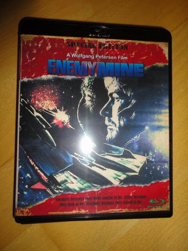 Enemy Mine - Geliebter Feind, uncut, deutsch, Blu-Ray