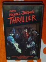 Making Michael Jacksons THRILLER