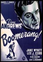 Boomerang Krimi / Thriller  USA 1947