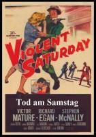 Tod am Samstag Krimi / Drama USA 1955