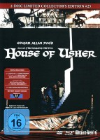 Die Verfluchten (House of Usher) (Mediabook E) NEU ab 1€