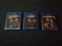 John Rambo Trilogie Blu Ray First Blood