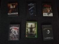 Sammlung DVD Nekromantik Centipede Rache der Kannibalen