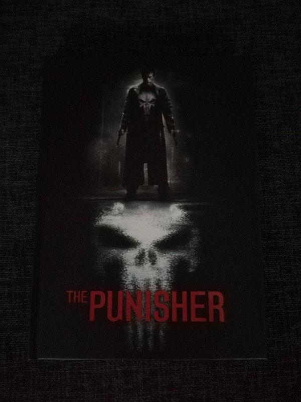 The Punisher Nameless Mediabook