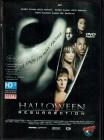 Halloween - Resurrection - Jamie Lee Curtis - Single DVD