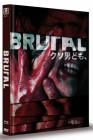 Brutal Blu Ray und DVD MEDIABOOK uncut Cov.B LE250 ovp