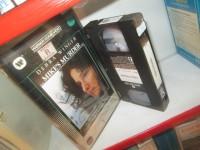 VHS - Mike´s Murder - Debra Winger - Warner Rarität