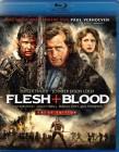 FLESH + BLOOD Blu-ray - Verhoeven Klassiker Rutger Hauer
