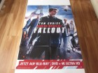 Mission Impossible Fallout   - Poster A1 Neu