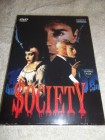 SOCIETY UNCUT DVD HARTBOX COVER : A NEU / OVP