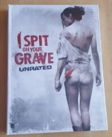 I Spit on your Grave  - Mediabook - Cover A -  Blu - ray