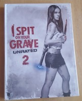 I Spit on your Grave 2  - Mediabook - Cover A -  Blu - ray