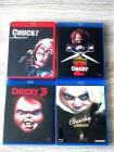 CHUCKY 1-8(KOMPLETT)CHUCKYS BABY, BLURAY,DEUTSCH,UNCUT