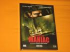 Maniac -Remake  Mediabook Cover A - XT 0303/1000 - NEU + OVP