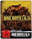 4K UHD - Bad Boys - Harte Jungs / Bad Boys II - Steelbook
