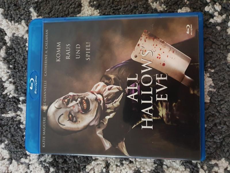 Terrifier - The Beginning aka All Hallows Eve (Blu-ray)