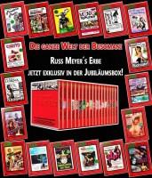 RUSS MEYER JUBILÄUMSBOX - 18 DVD-BOX - KULT!!!!