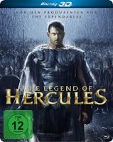 Legend of Hercules  2D & 3D !!! STEELBOOK lim Ed. wie NEU