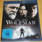 Wolfman - Extended Director's Cut Blu-ray