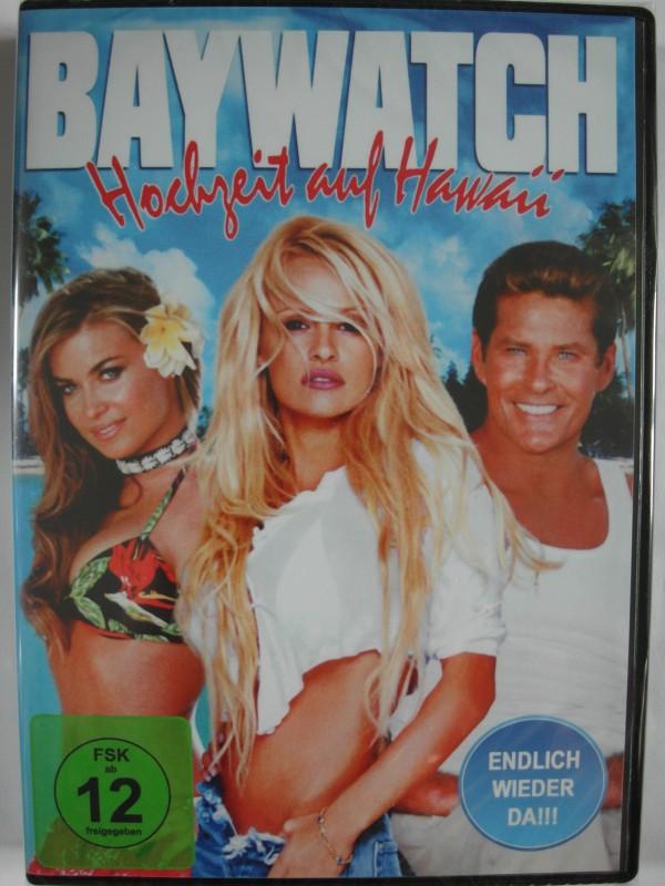 Baywatch - Hochzeit auf Hawaii - David Hasselhoff, Pamela A.