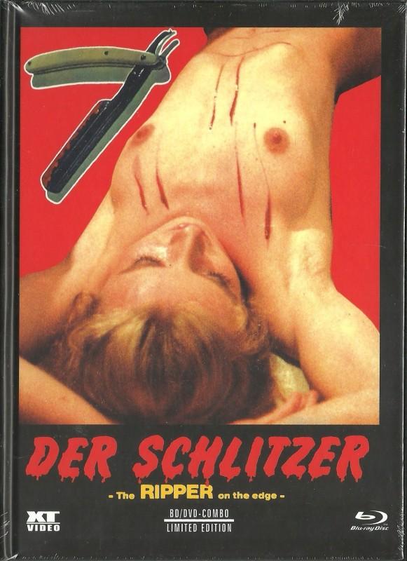 DER SCHLITZER - Mediabook - OVP