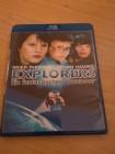 Explorers ein phantastisches Abenteuer Blu Ray Rare Selten