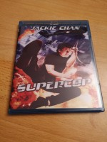 Supercop Jackie Chan Blu Ray Rare Selten OVP