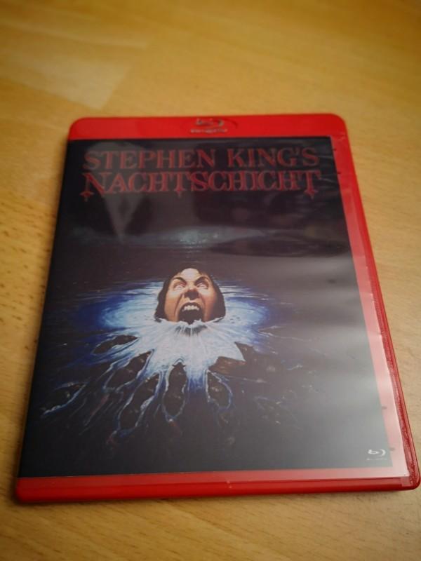 Nachtschicht Stephen King Blu Ray Rare Selten OVP